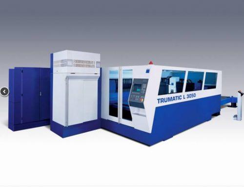 Нова лазерна машина TRUMATIC L3050